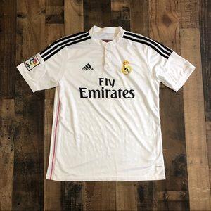 Cristiano Ronaldo Adidas Real Madrid Jersey Home